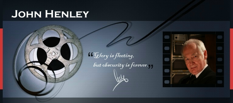 John Henley movie actor web site header